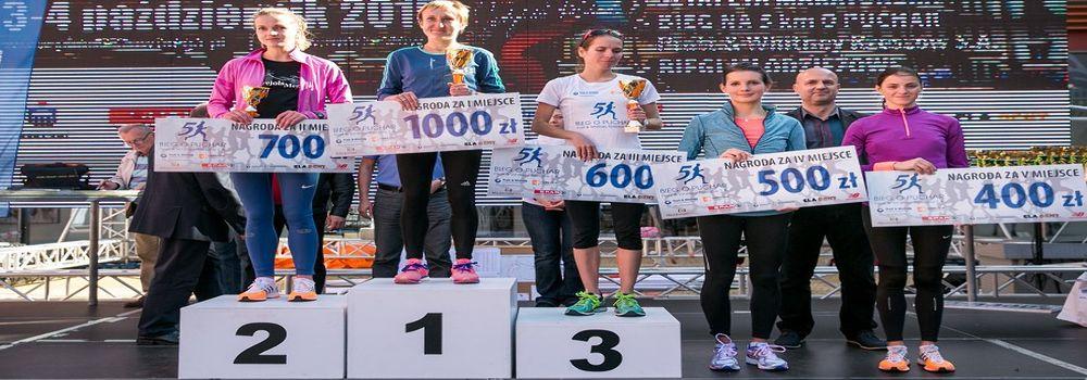 Bieg na Piątkę - 03.10.2015 r. Rzeszów